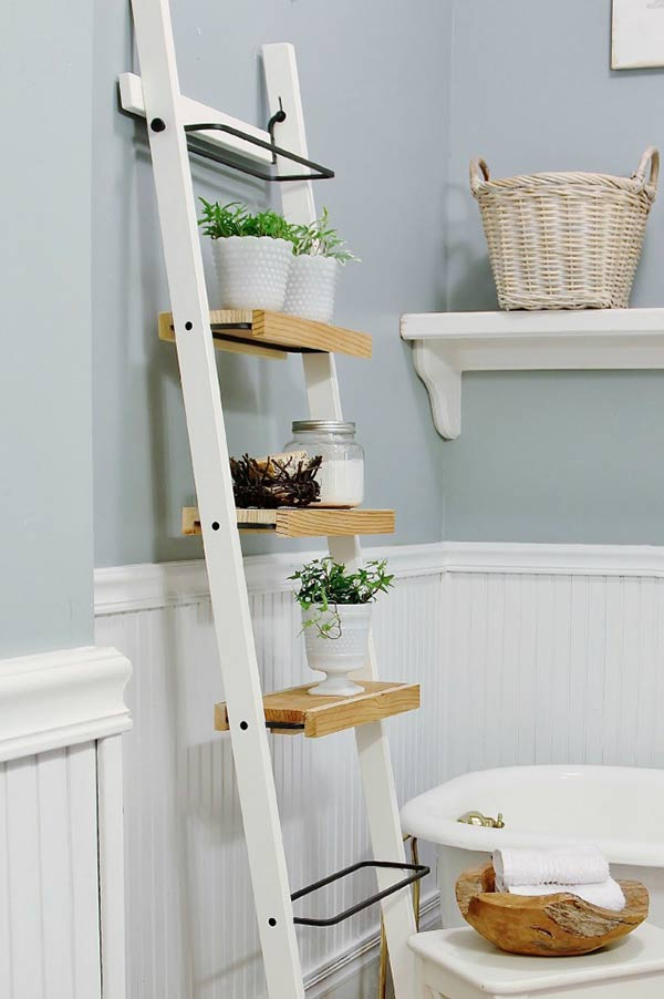 ý tưởng trang trí phòng tắm