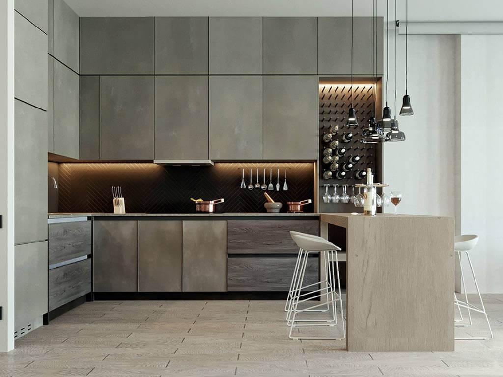 mẫu tủ bếp đẹp (17)