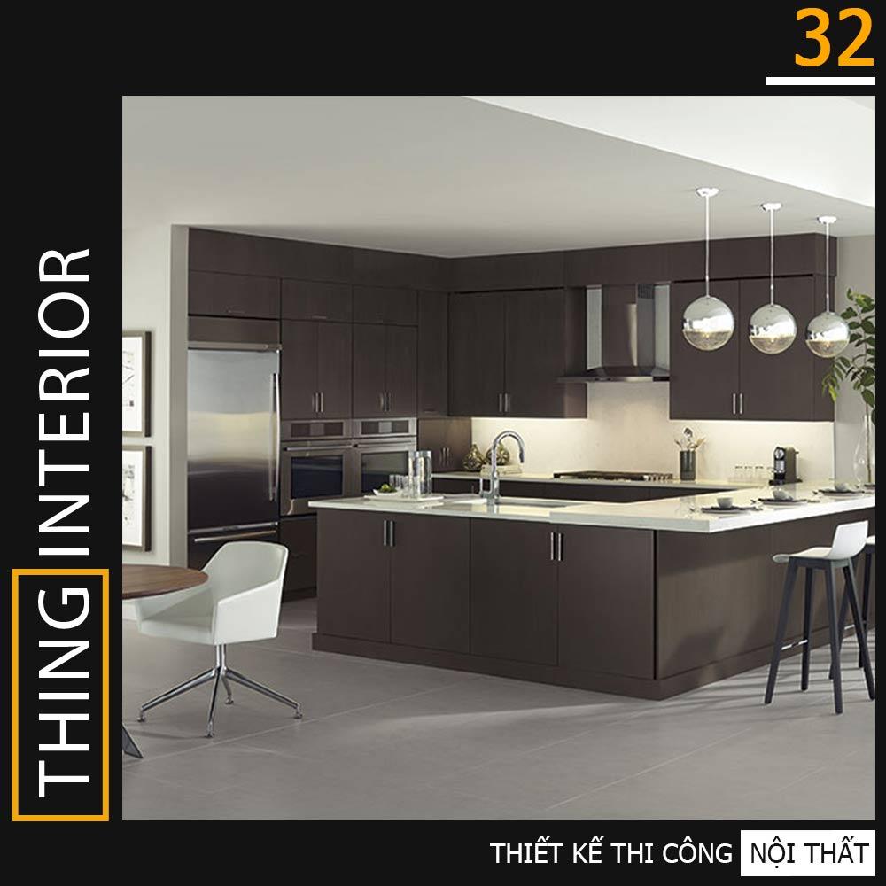 tủ bếp số 32 nội thất thing
