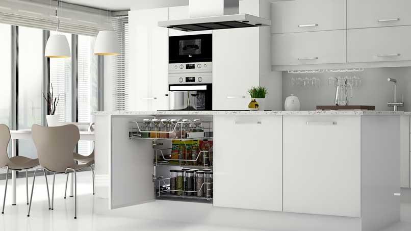 ngăn chứa gia vị tủ bếp
