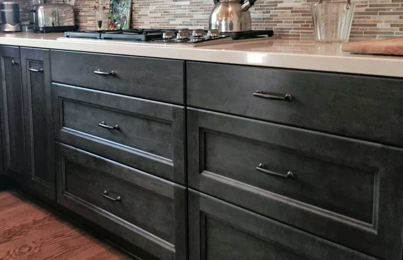 ngăn kéo tủ bếp