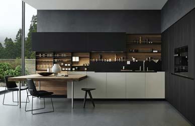 thiết kế thi công nhà bếp tại đà nẵng