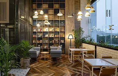 thiết kế thi công quán cafe Đà Nẵng
