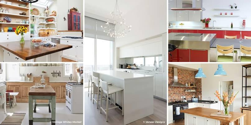 tủ bếp cho nhà bếp nhỏ