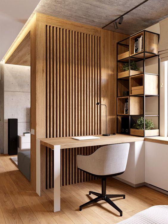 50 Ý tưởng Phòng làm việc tại nhà