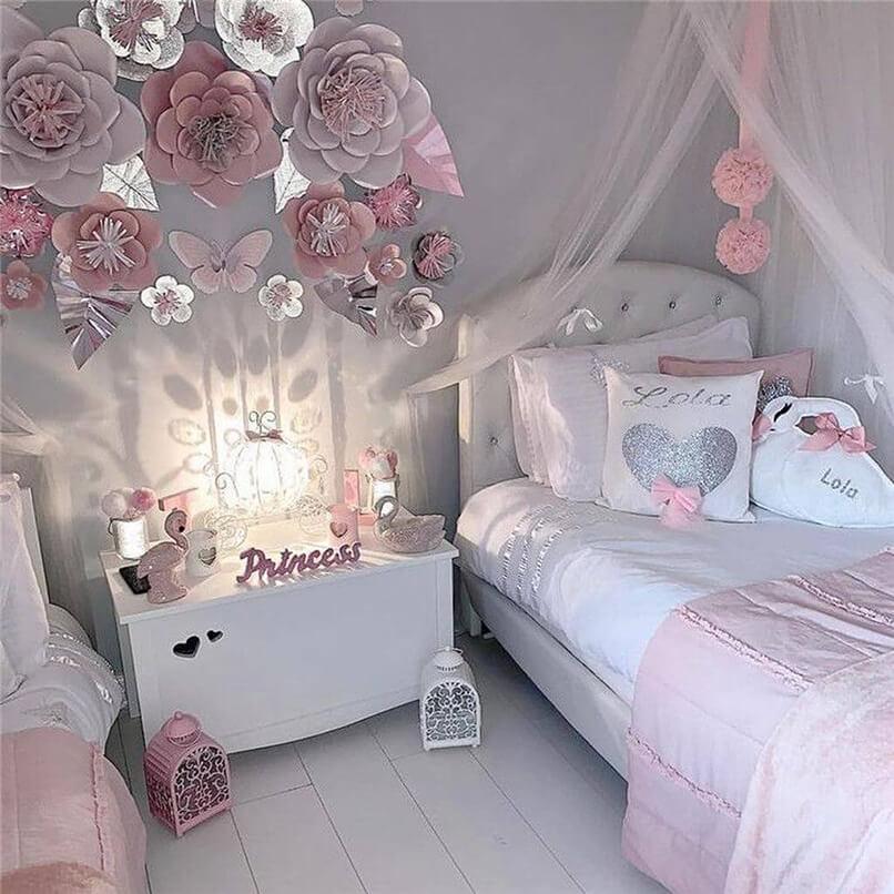 Ý Tưởng Thiết Kế Phòng Ngủ Trẻ Em (2)