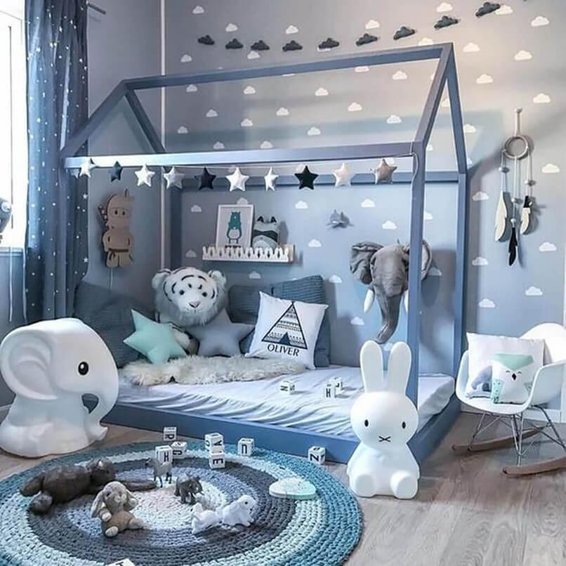 Ý Tưởng Thiết Kế Phòng Ngủ Trẻ Em (6)