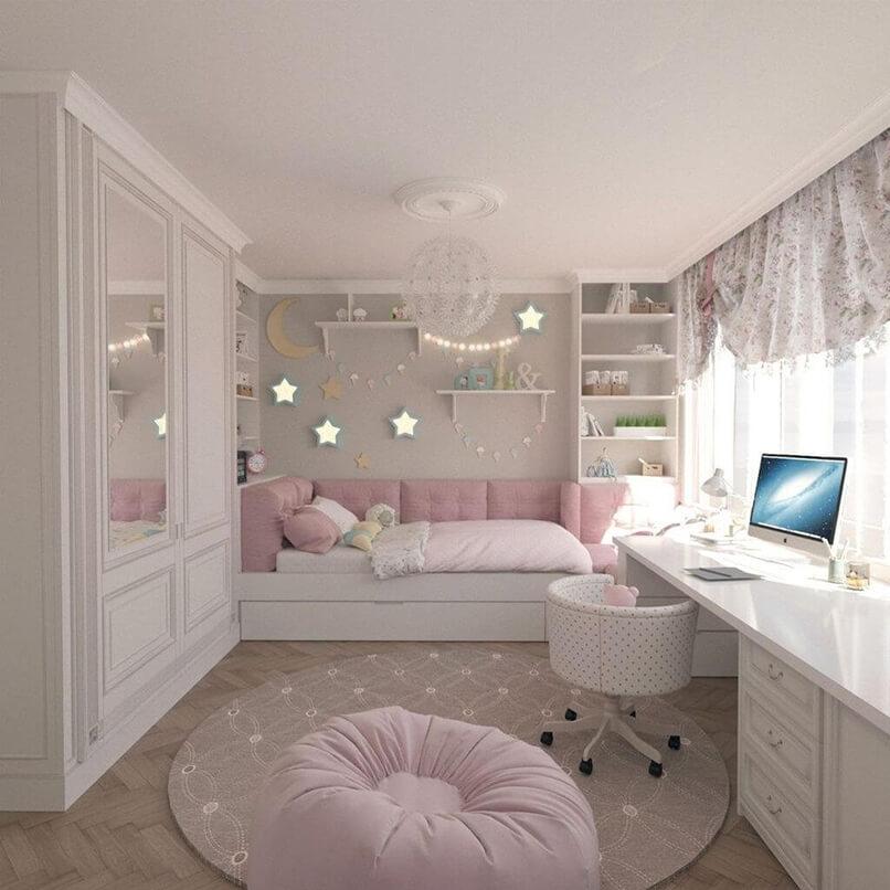 Ý Tưởng Thiết Kế Phòng Ngủ Trẻ Em (8)