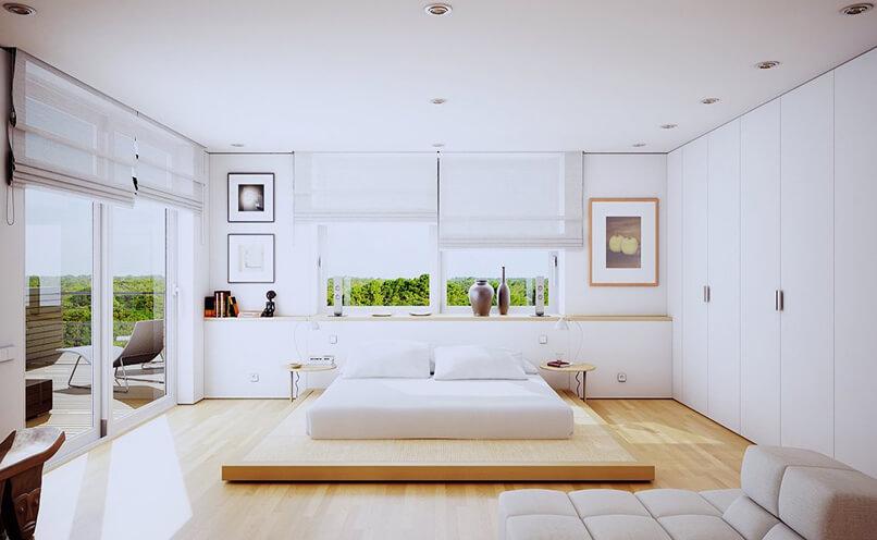20 ý Tưởng Thiết Kế Phòng Ngủ Hiện đại (1)