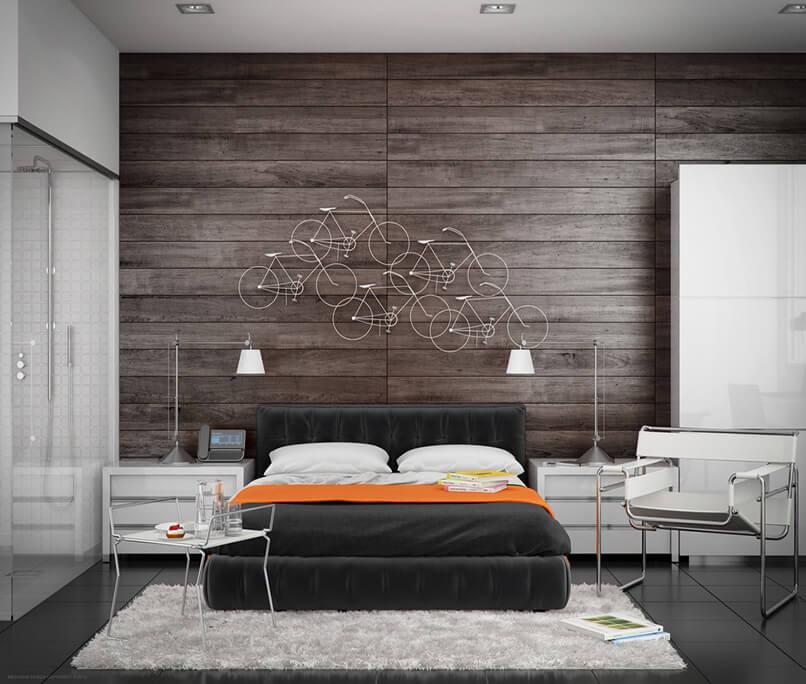 20 ý Tưởng Thiết Kế Phòng Ngủ Hiện đại (5)