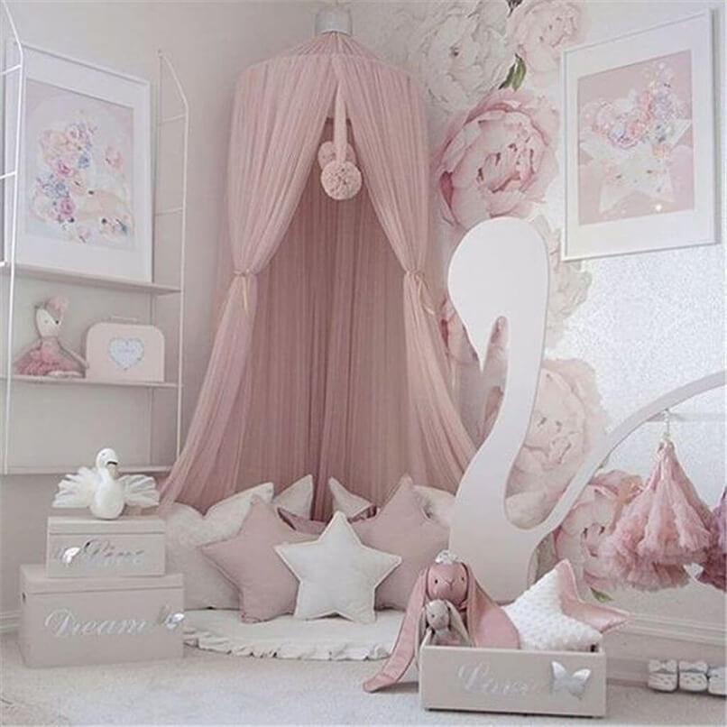 30 Ý Tưởng Thiết Kế Phòng Ngủ Cho Trẻ Em (6)