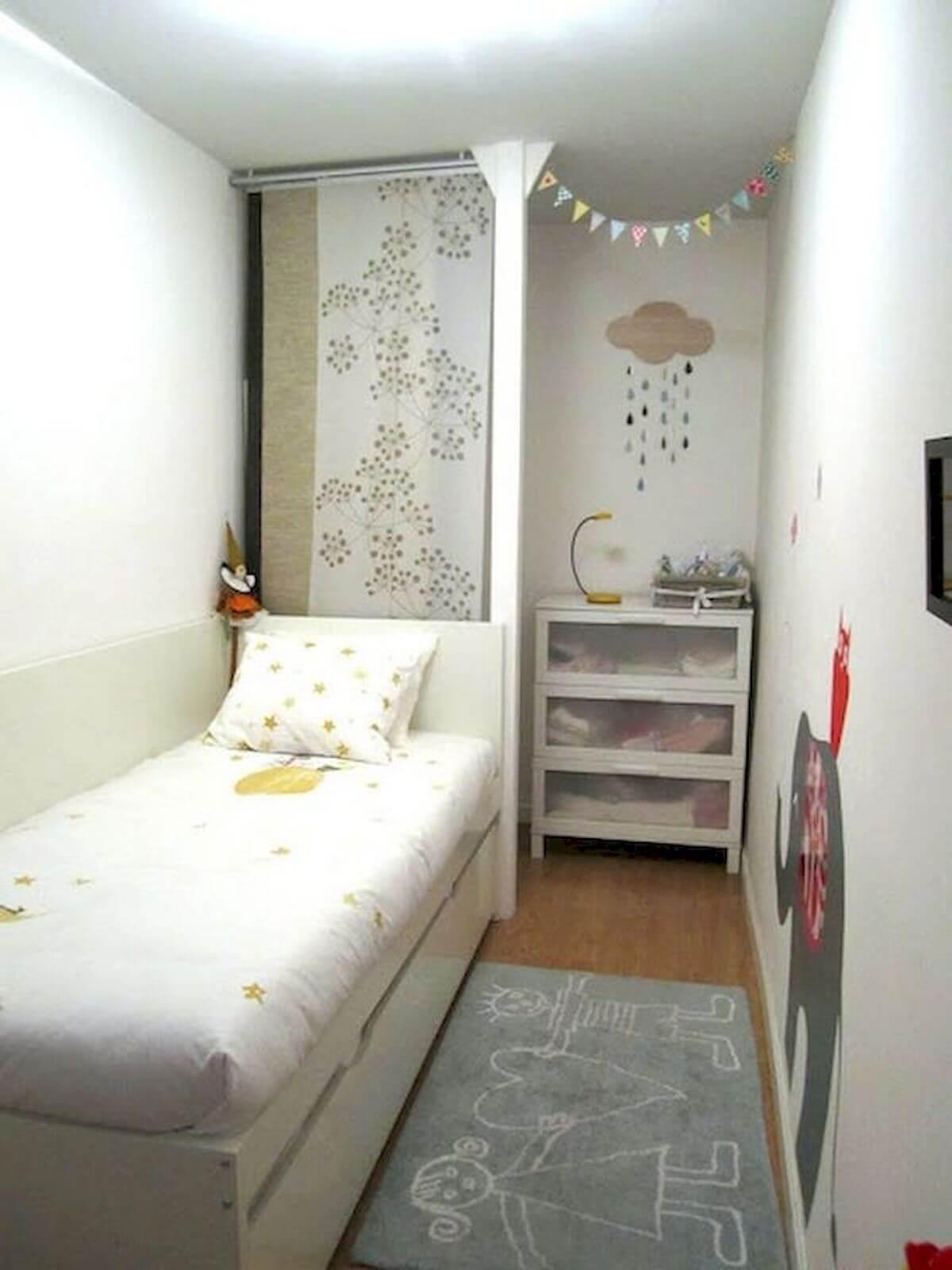 47 Ý Tưởng Thiết Kế Phòng Ngủ Căn Hộ Nhỏ (1)