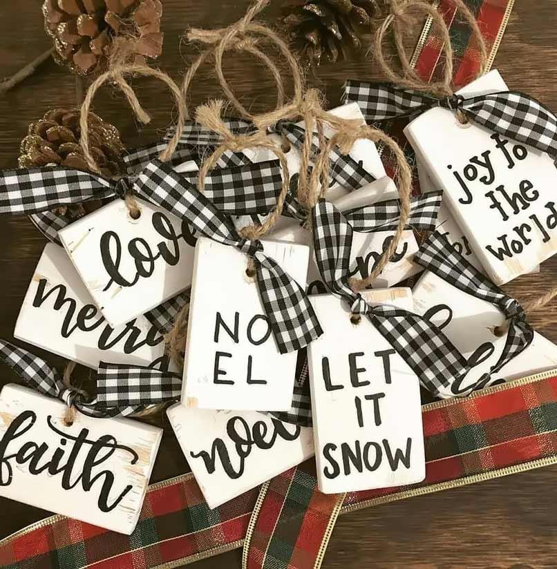 63 Ý Tưởng Trang Trí Giáng Sinh Năm 2019 12