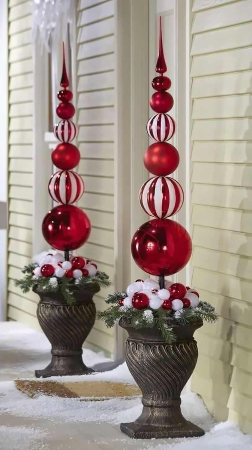 63 ý Tưởng Trang Trí Giáng Sinh Tại Nhà 12