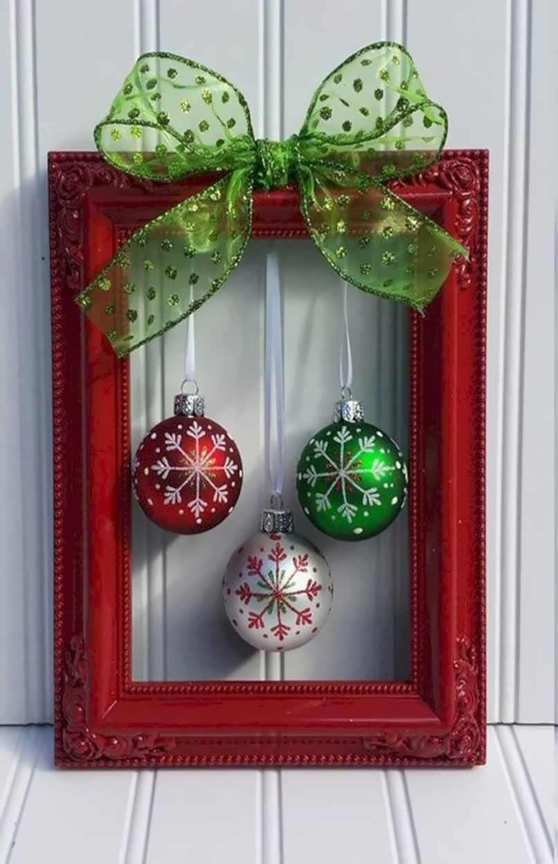 63 ý Tưởng Trang Trí Giáng Sinh Tự Làm Tại Nhà 1