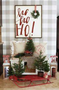 63 ý Tưởng Trang Trí Giáng Sinh Tự Làm Tại Nhà 11