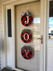63 ý Tưởng Trang Trí Giáng Sinh Tự Làm Tại Nhà 12