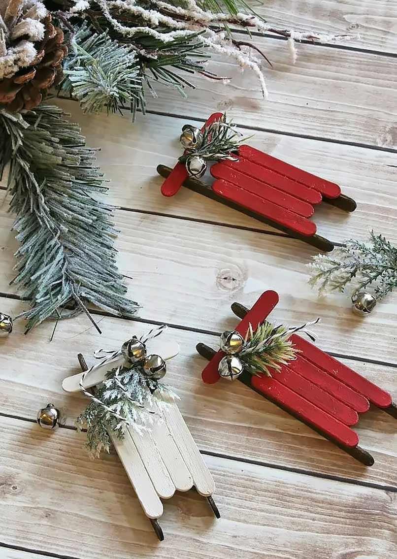 63 ý Tưởng Trang Trí Giáng Sinh Tự Làm Tại Nhà 9