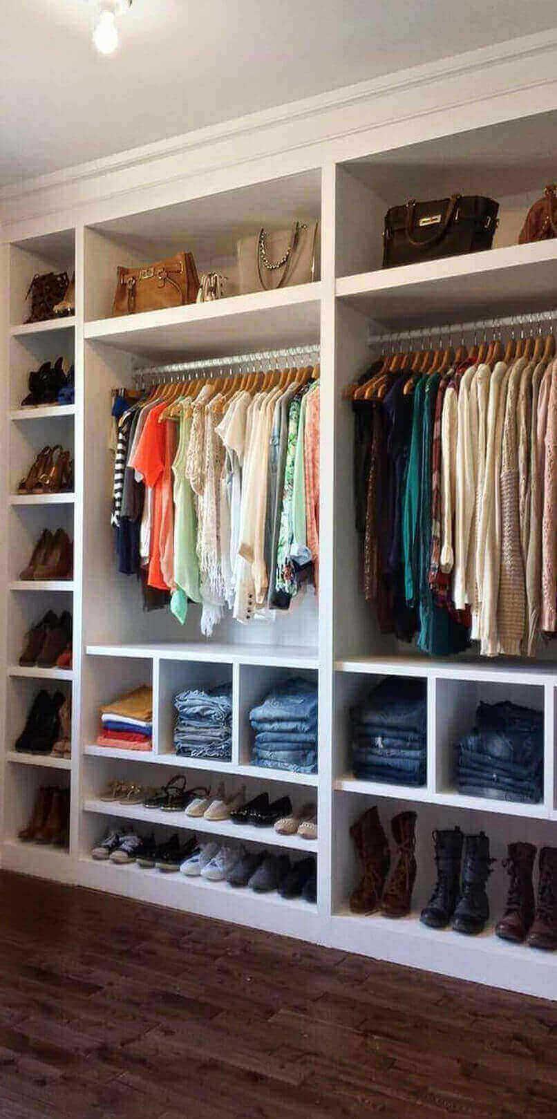 Những Thiết Kế Tủ Quần áo Trong Phòng Ngủ(4)
