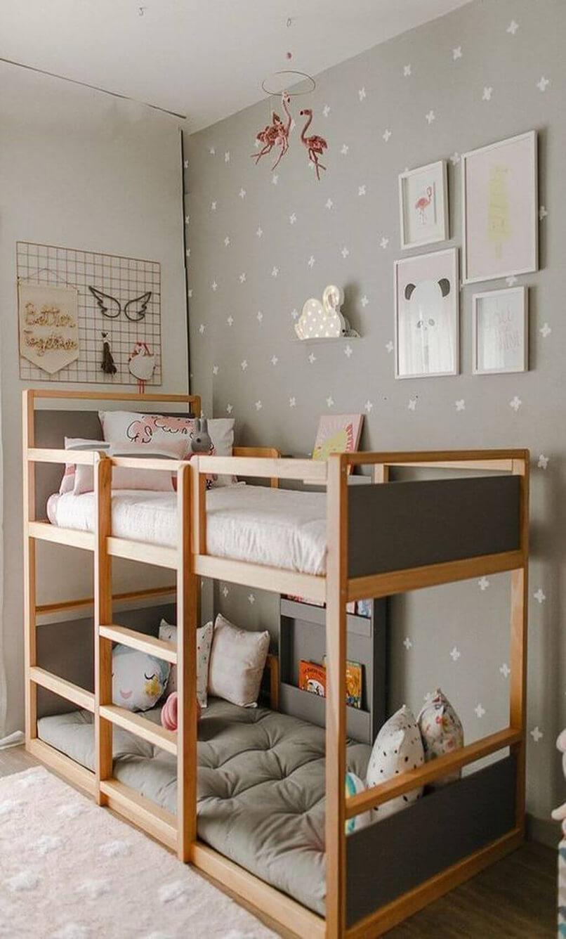 Thiết Kế Phòng Ngủ Trẻ Em độc đáo (11)
