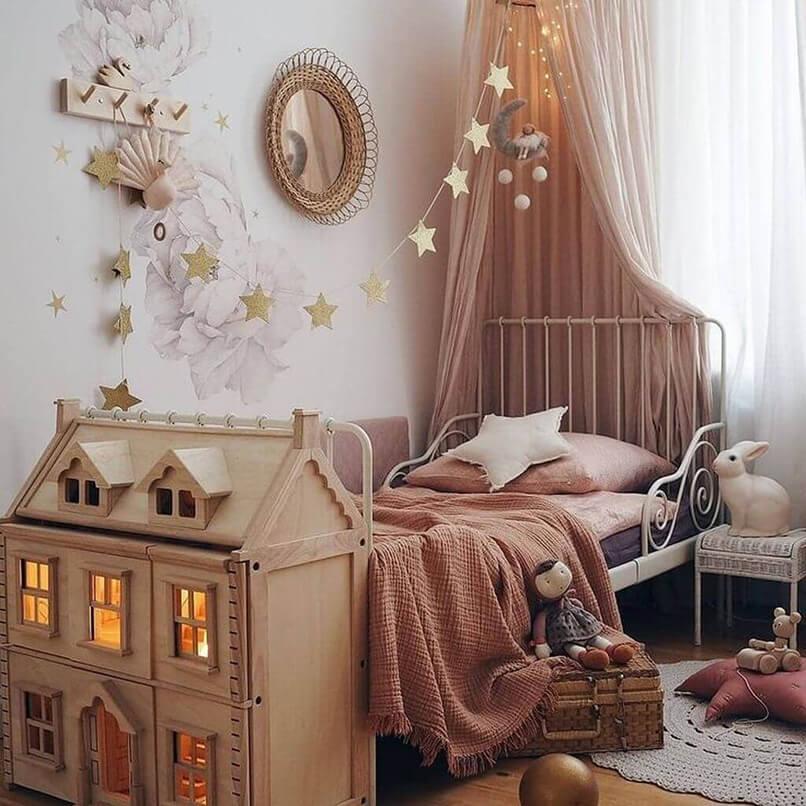Thiết Kế Phòng Ngủ Trẻ Em độc đáo (5)