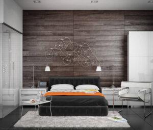 hướng đầu giường phòng ngủ