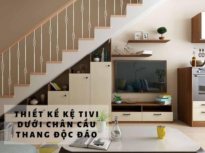 Ke Tividuoi Chan Cau Thang