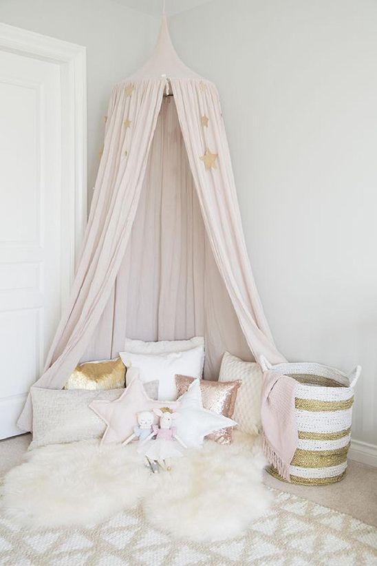 Phòng ngủ đẹp cho thiếu nữ (22 ý tưởng)