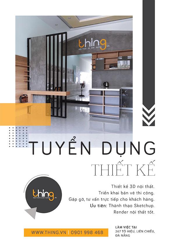 Tuyen Dung Nhan Vien Thiet Ke