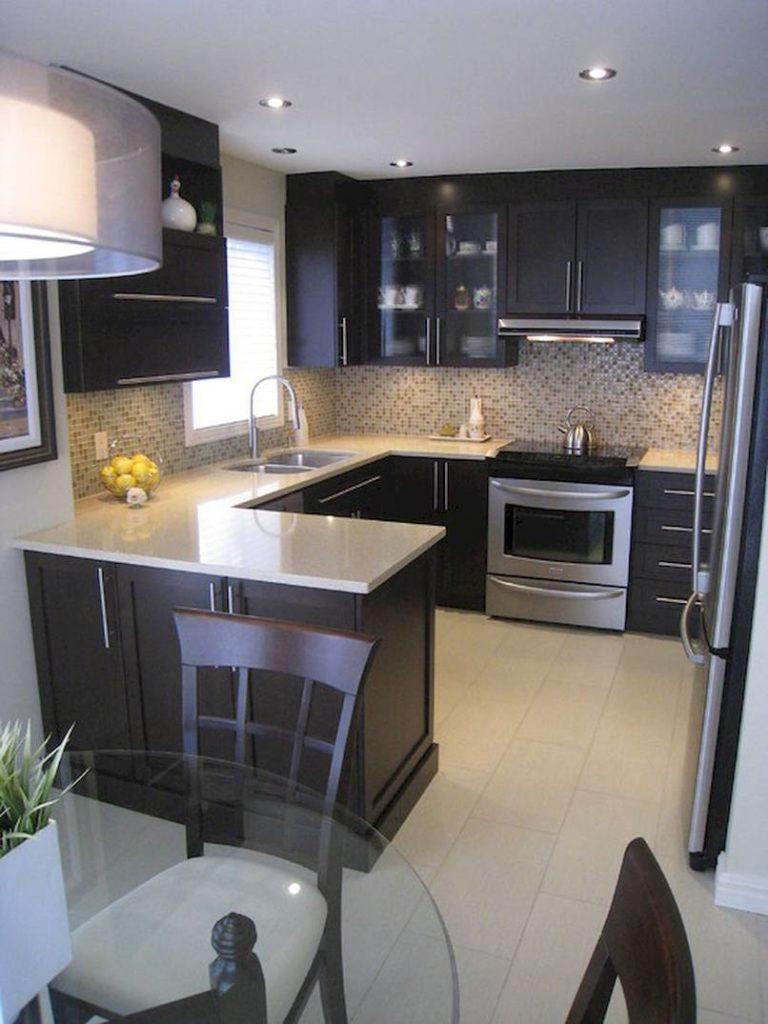 Tủ bếp laminate là gì?
