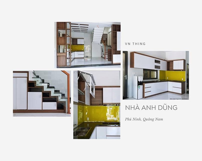 Thi Cong Noi That Tron Goi Quang Nam