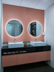 Trang Tri Toilet Phong Gym