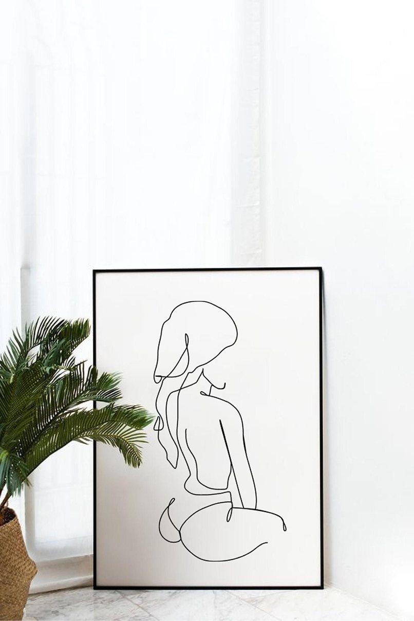 bản in nghệ thuật tối giản (10)
