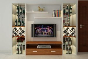 kệ tivi có tủ rượu (4)