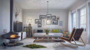thiết kế nội thất thanh lịch (4)