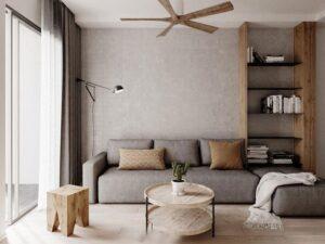 thiết kế nội thất thanh lịch (8)