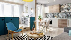 thiết kế nội thất thanh lịch (9)