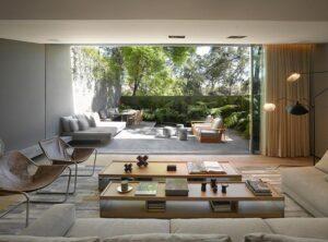 thiết kế nhà theo không gian mở (1)