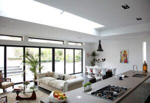 thiết kế nhà theo không gian mở (11)