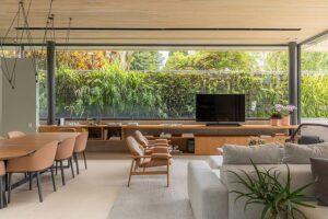 thiết kế nhà theo không gian mở (3)
