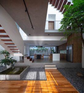 thiết kế nhà theo không gian mở (4)