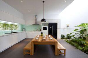 thiết kế nhà theo không gian mở (6)