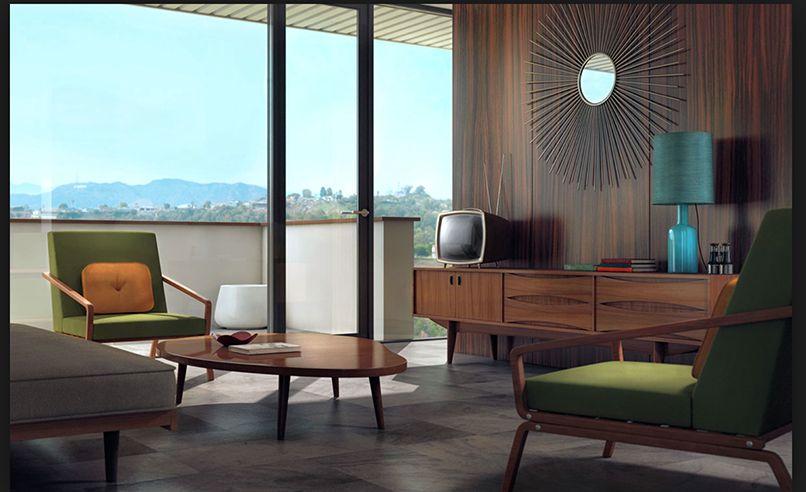 thiết kế nội thất thập niên 70 (3)