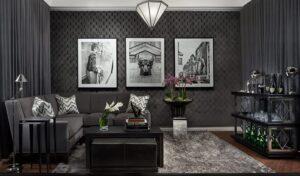 bố trí không gian nội thất đen (4)