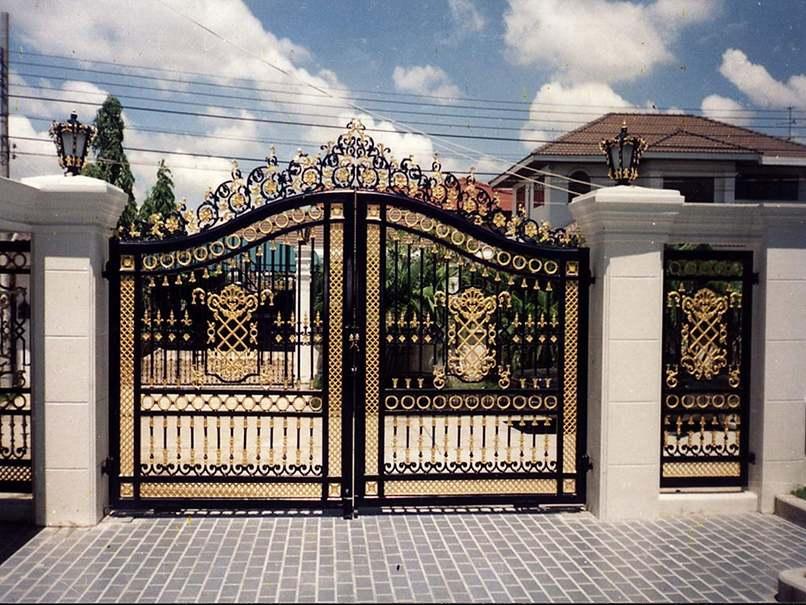 kích thước cổng theo phong thủy (10)
