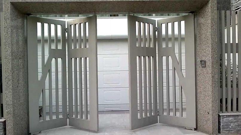 kích thước cổng theo phong thủy (2)