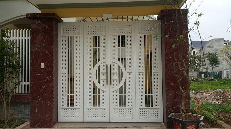 kích thước cổng theo phong thủy (5)