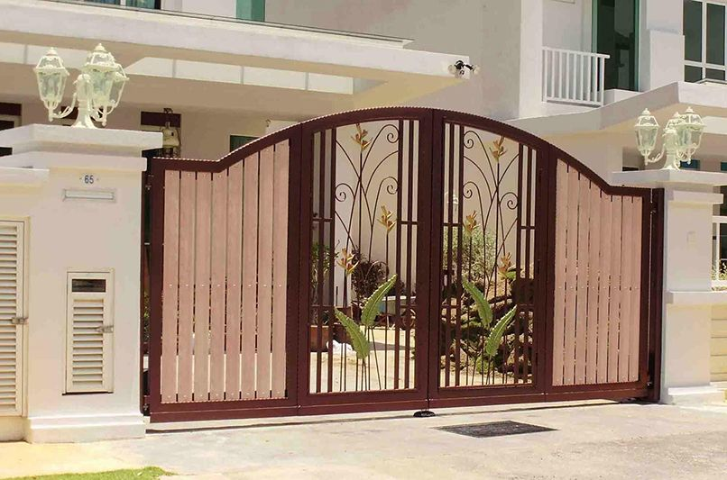 kích thước cổng theo phong thủy (9)