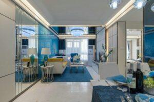 những phòng khách tân cổ điển đẹp nhất (7)