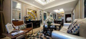 những phòng khách tân cổ điển đẹp nhất (8)